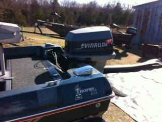 Nice Bass Boat - $3700 (anters)