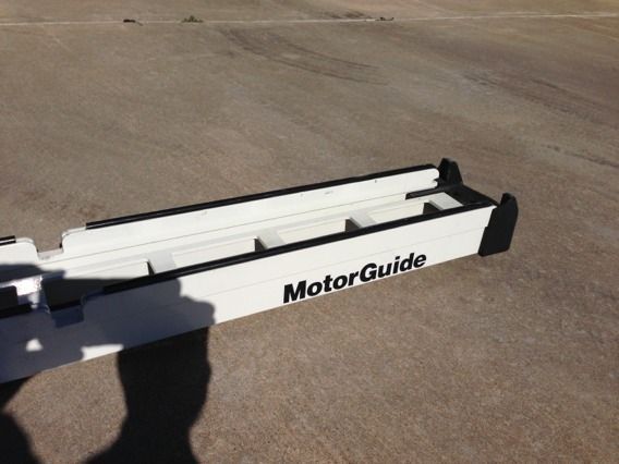 Motor guide Motorguide trolling motor bow mount texoma - $1 (Mead Durant Texoma)