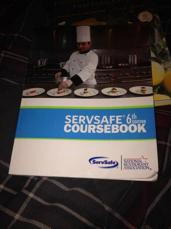 Servsafe Coursebook for Grayson -   x0024 65  Denison