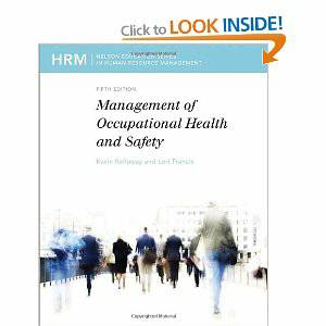 Management of Occupational Health and Safety -   x0024 100  Burnaby  BC