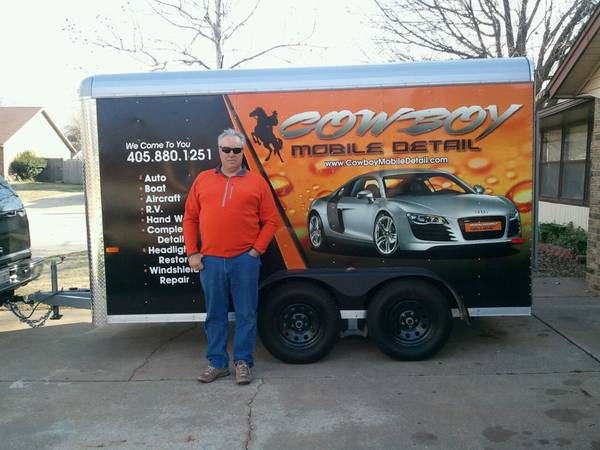 Complete Mobile Detail Business For Sale - $12 (Oklahoma)