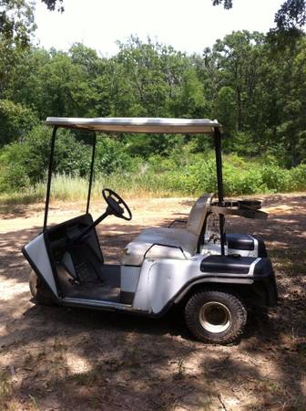 EZ Golf Cart - $650 (Denison)