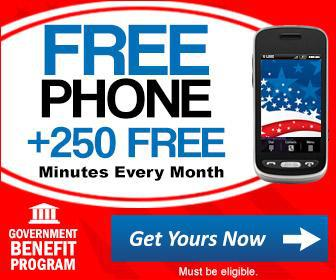 Get your Free Phone Now