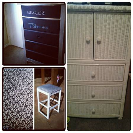 Moving- Must Sell everything (beds, dressers, t.v, baby items) ) - $10 (Sherman )