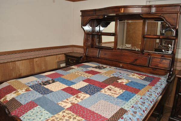 Waterbed King Size - $850 (United States)