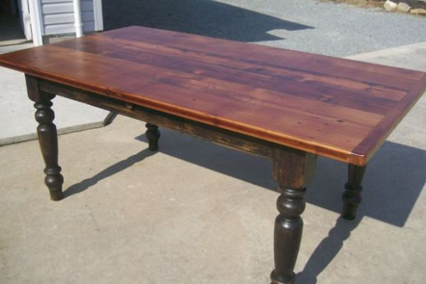 Farm table, Dinning Table, new - $979 (Gainsville area)