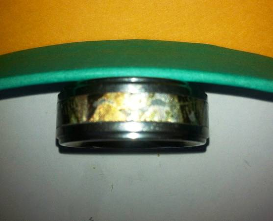 Real Tree Brand Men s Camo Wedding Band -   x0024 100  Gainesville  TX