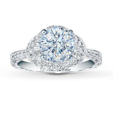 Engagement Ring w  Center Stone and Wedding Band -   x0024 3500  Denison