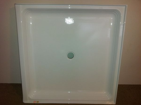 4x4 Shower Base only Jacuzzi Brand - $175 (Lawton)
