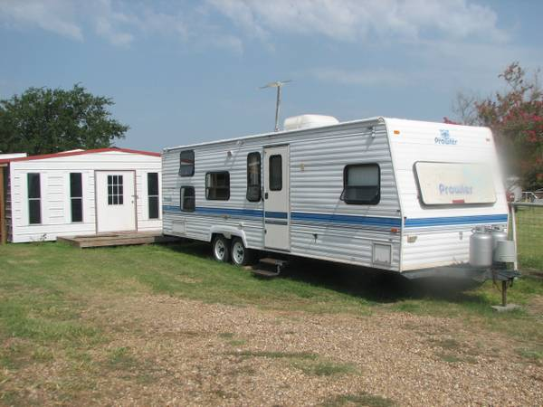 1998 29 Prowler Travel Trailer - $3000 (Savoy)