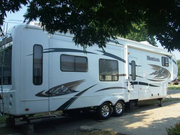 973397332011 Montana 38 5th Wheel (Excellent Cond.) 97339733 - $45495 (Wylie, TX)