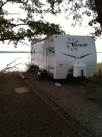2007 Terry 29 ft with slideout -   x0024 11750  Madil  Ok
