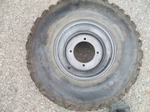 23x11 00x10 Tires and Wheels -   x0024 30  Calera  Ok