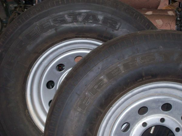 2-23575R16 G Rated Tires - $300 (Sherman)