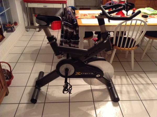 Xterra MB880 Spin Bike - $350 (Collinsville)