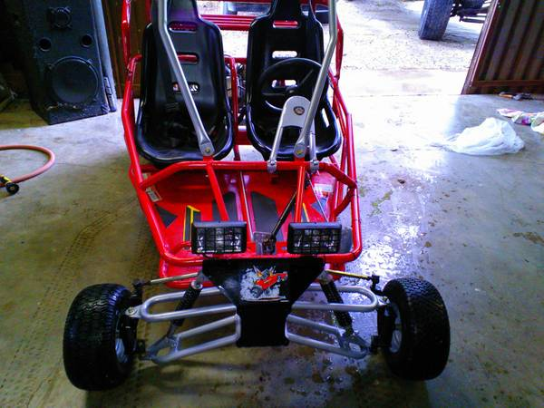 NICE ATV Yerf-Dog Buggy - $800 (Bonham)