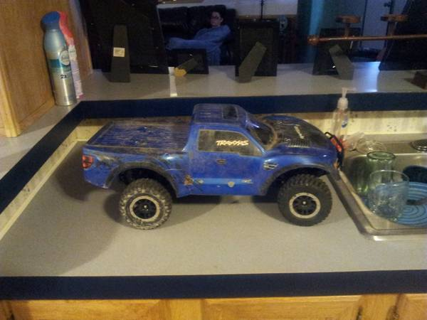 traxxas slash 4x4 parts manual