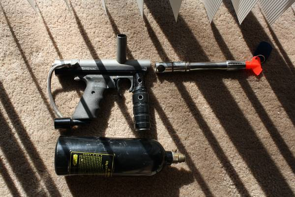 Paintball gear - $60 (Denison)