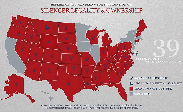 249  You can legally own silencers  SBR  and machine guns with a PREMIUM GUN TRUST