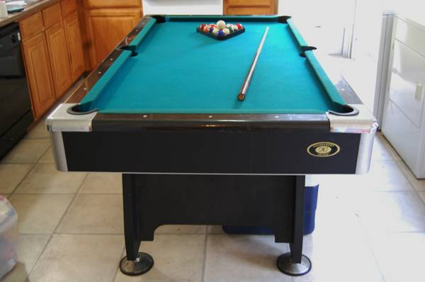 Pool Table and Accessories - $100 (Gainesville)