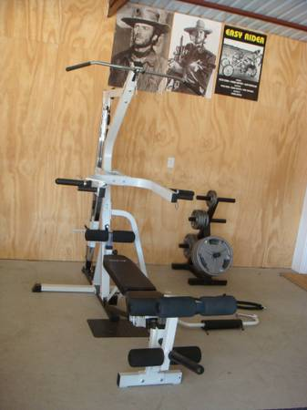 Bodycraft Weight Machine - $450 (Bokchito)