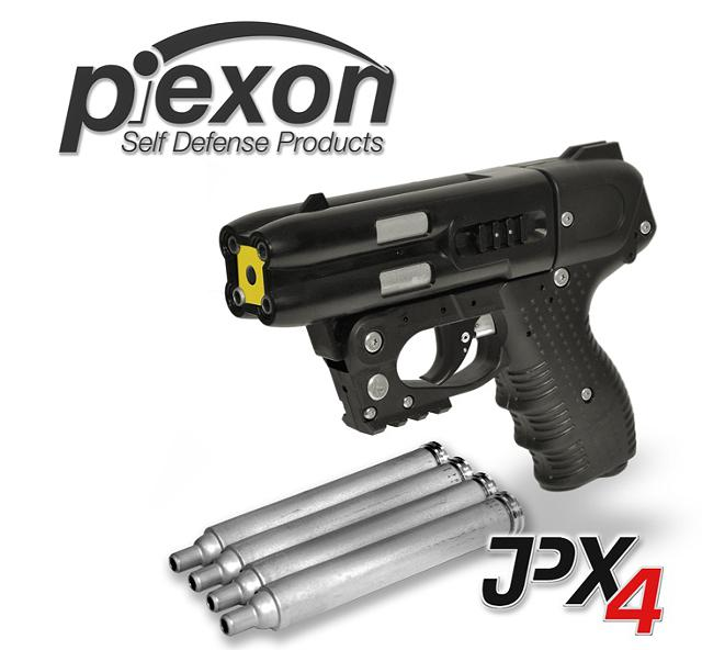 449 95  Brand New Product  4 Shot JPX Pepper Gun for Less-Lethal Carry