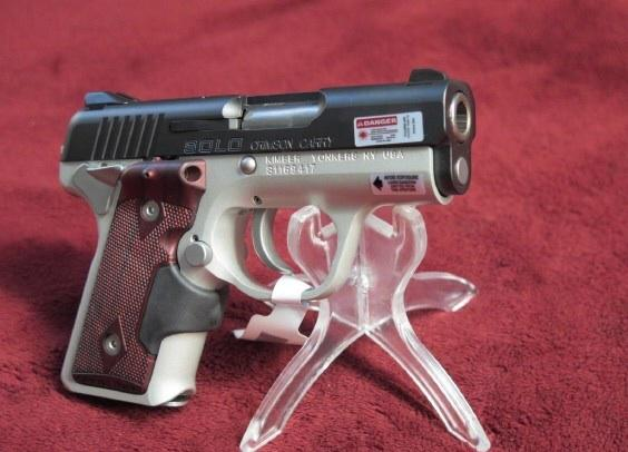 550  KIMBER Solo Crimson Carry 3900007 9mm 2 7