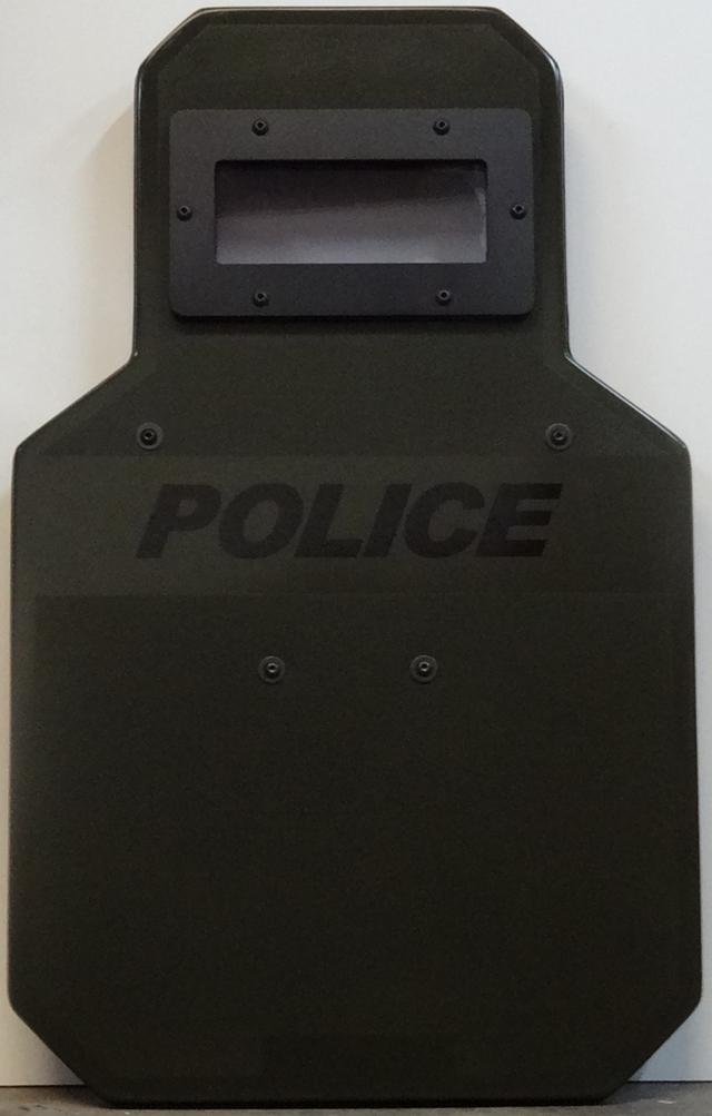BALLISTIC SHIELDS - NIJ LEVEL 3 AND 3A - VENTURE BALLISTIC COMPOSITES