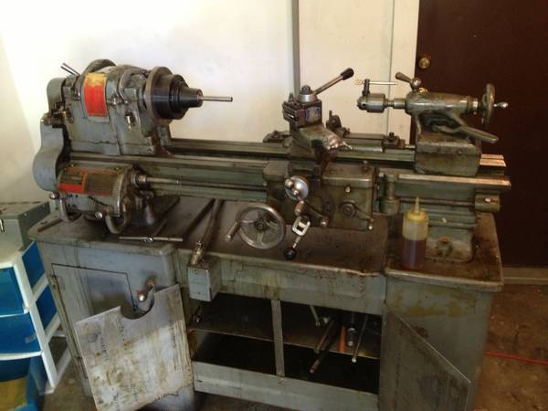 South Bend metal machining Lathe for sale...Old American Iron - $2500 (Tishomingo)