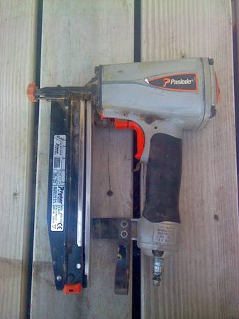 rigid saw, paslode nail gun craftsman tools (healton ok)