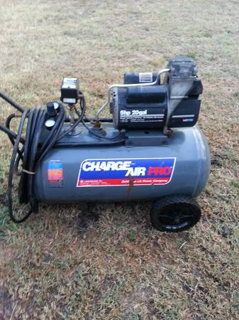 Air Compressor - $100 (Sherman TX)