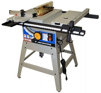 Ryobi BT3000 10 Table Saw