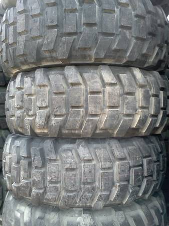 military tires (Avery )