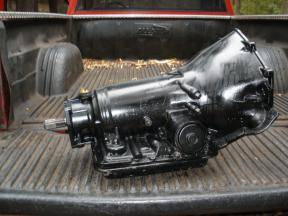 TH-700R4 Transmission Installed  With Warranty - $800 (Denison)