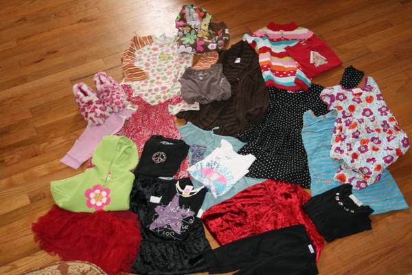 Girls Clothing Lot Great Quality size 5-6 - $55 (Sherman)