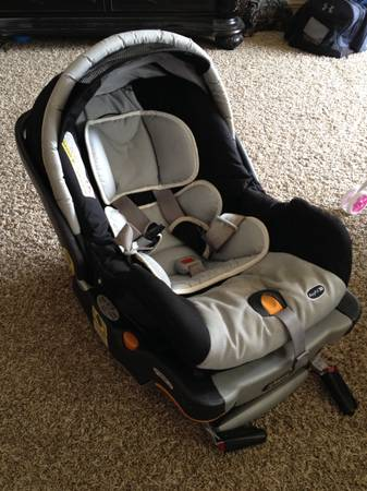 Chicco Keyfit 30 Infant Carseat -   x0024 75  Sherman