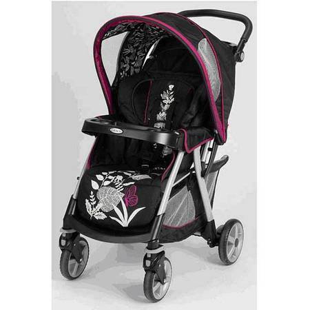 Graco Stroller Black Pink -   x0024 85  Durant