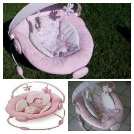 Boppy Cradle in Comfort Bouncer  - $25 (Denison)