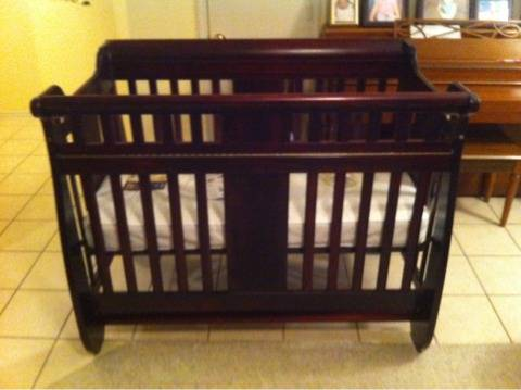 Generation Next Convertible Crib - $250 (Sherman)