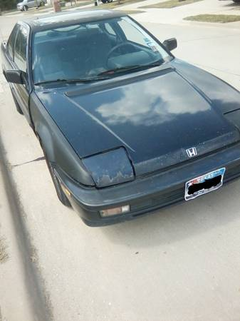 91 Honda prelude 2.0 for sell or trade - $900 (melissa)