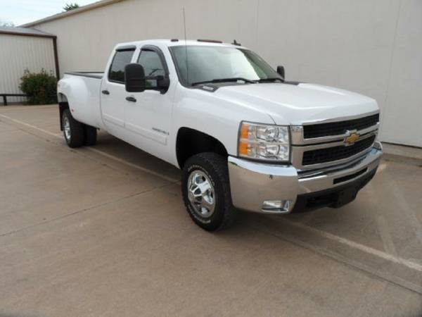 2008 Chevrolet 3500 1 Ton 4x4- This Dually Hauls - $34862