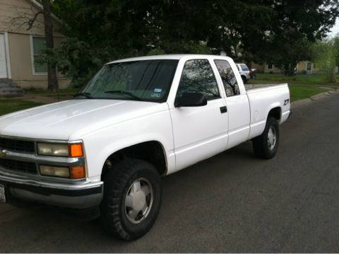 97 Chevy z71 - $4100 (sherman)