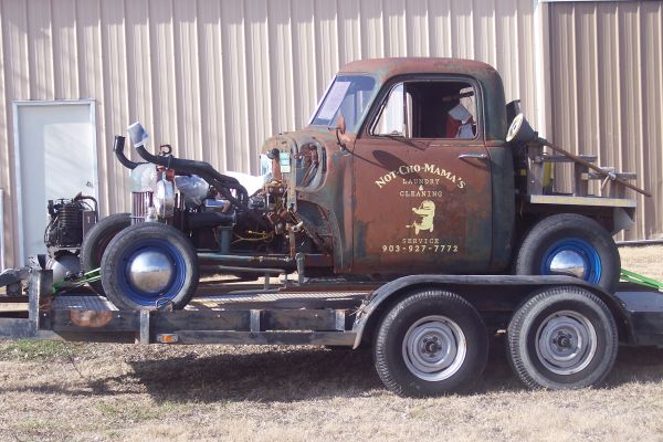 RAT ROD $3500 - $3500 (Sherman)