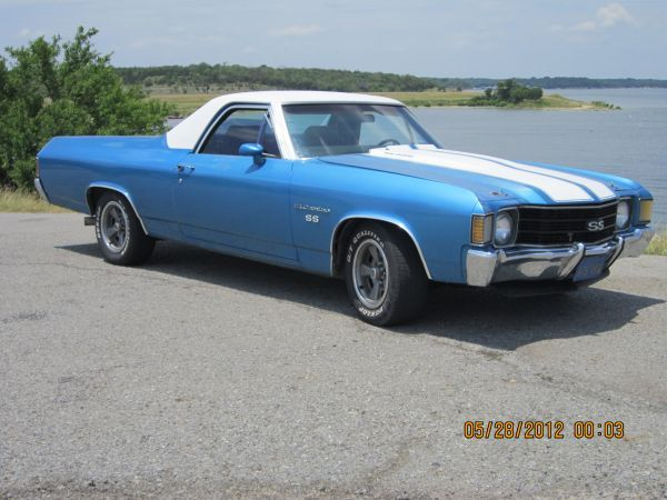 1972 El Camino FS or Trade - $10000 (DenisonColbert)