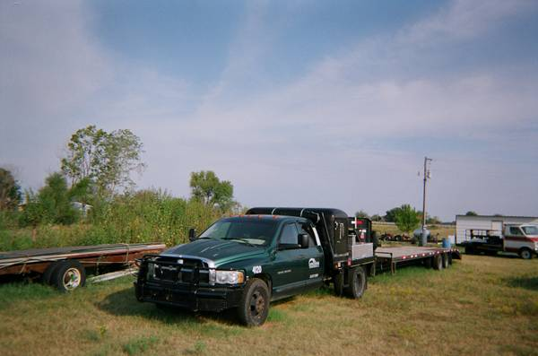 Priced to sell Truck Trailer, Sleeper - $24500 (Cartwright,ok)