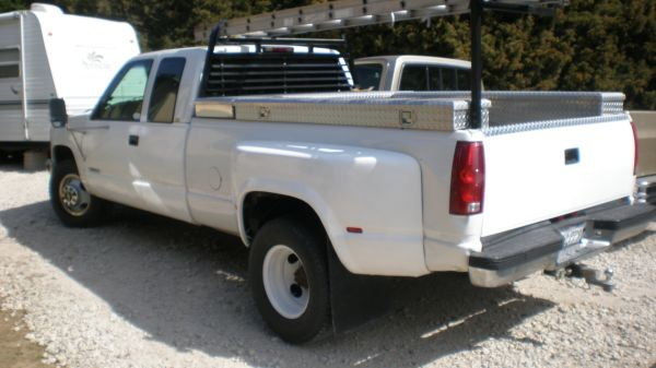 98 Chevy Dually 3500 1 Ton