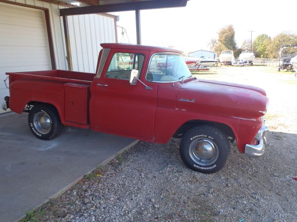 1961 Ford Unibody, 1961 Chevy Apache 10, 1960 Dodge D-100 - $1 (Pottsboro Texas)