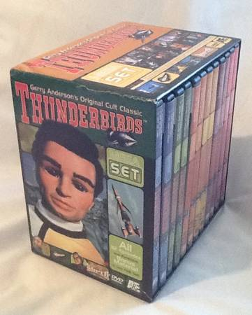 Gerry Anderson s Thunderbirds -   x0024 60  denison
