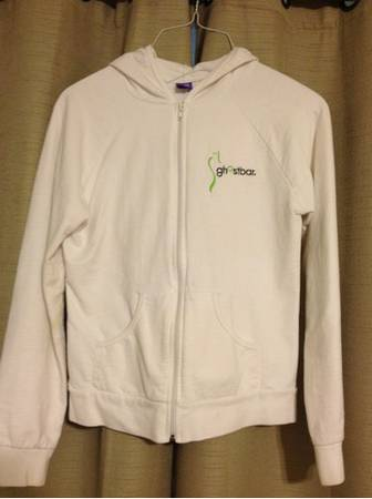 Womens Hoodie, from Ghostbar at Palms Hotel, Las Vegas-EUC, size L - $20 (Denison )
