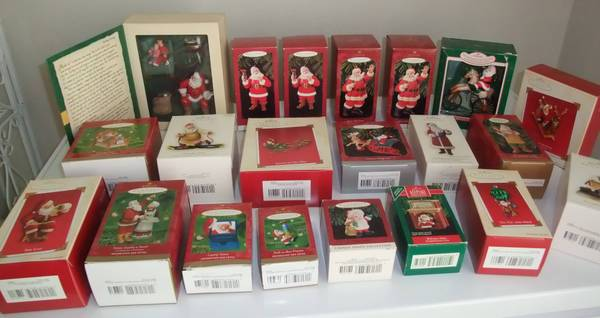 68 Hallmark Ornaments - $250 (near Sherman)